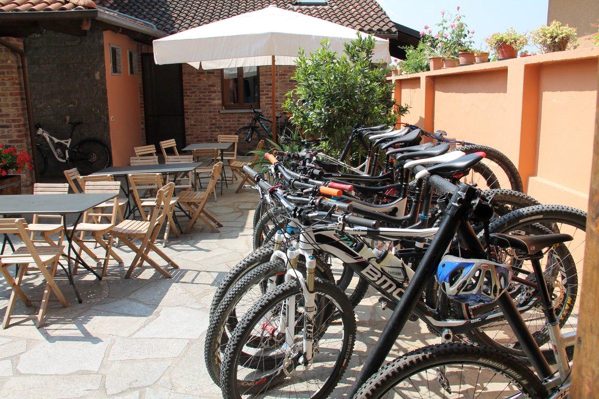 Belvedere bike hotel