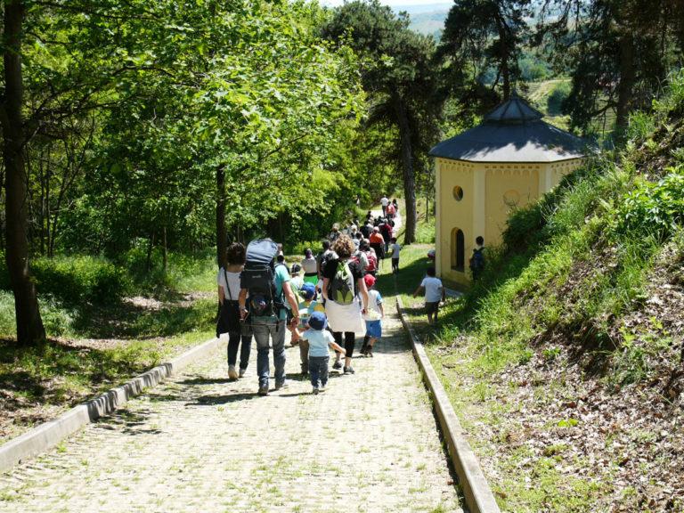 itinerari sentieri Langhe Roero
