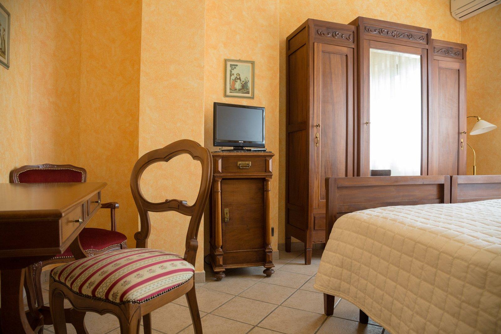 Camera dell'hotel Belvedere