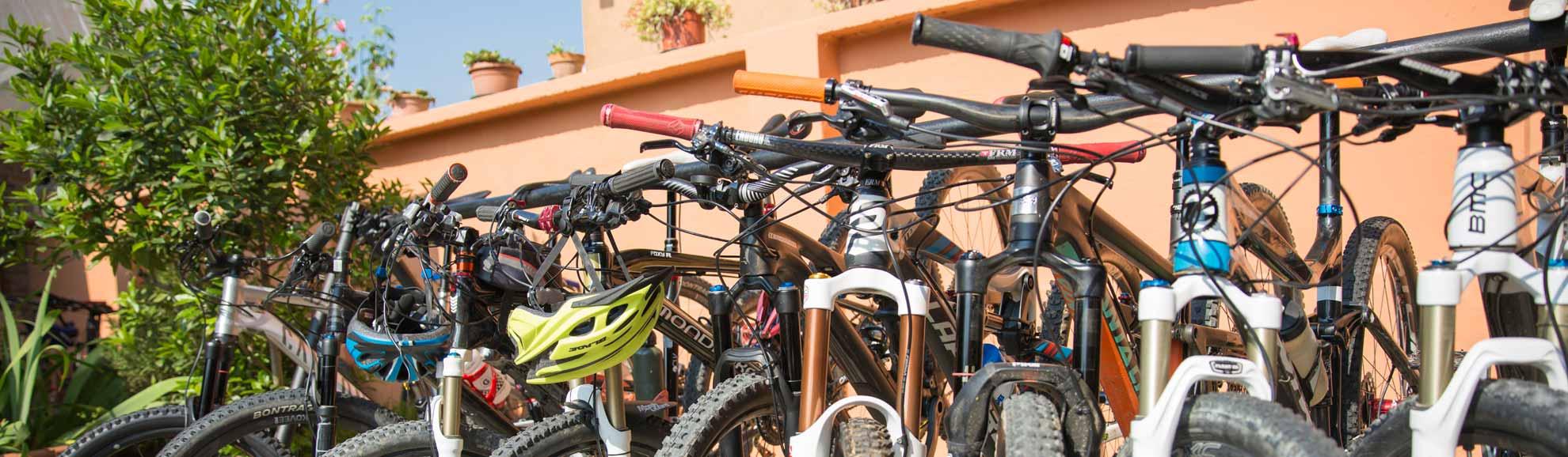 Mtb repair and garage in Langhe e Roero