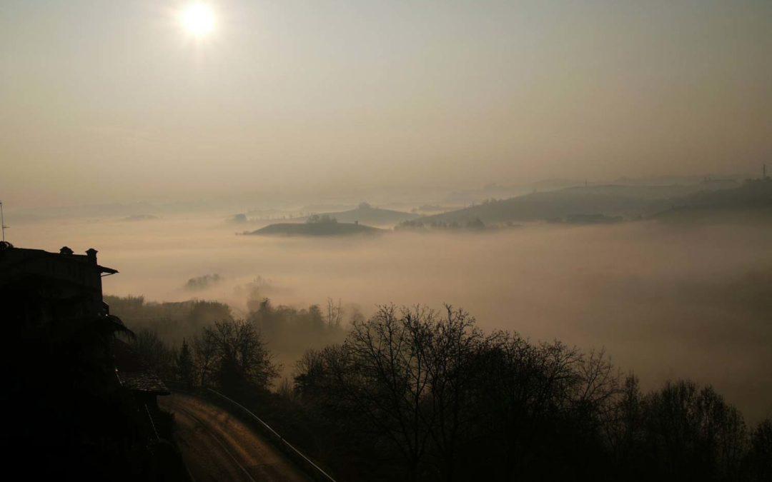 Belvedere, ristorante panoramico con vista sulle Langhe e Roero