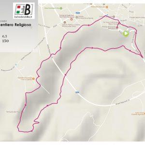 Mtb 7 Sentiero Religioso bike